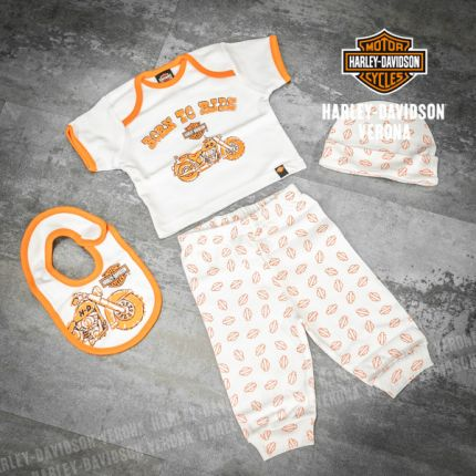Set Regalo Harley-Davidson® Baby Born