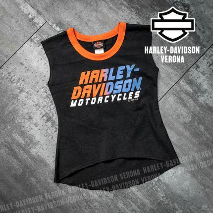 Canotta Bimba Harley-Davidson® Tunic