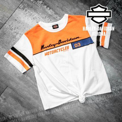 T-Shirt Bimba Harley-Davidson® Front Square