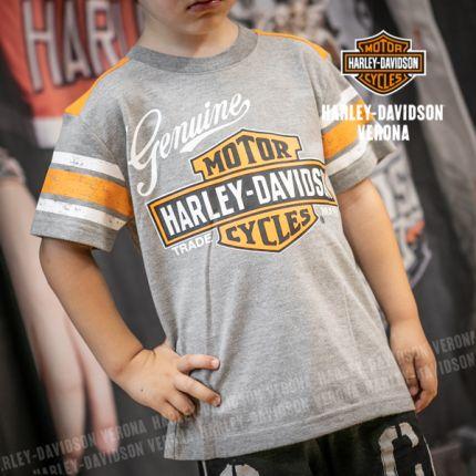 T-shirt a maniche corte Harley-Davidson® B&S