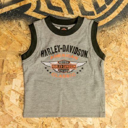 Canotta Harley-Davidson® Winged Bar&Shield