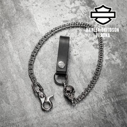 Catena Da Portafoglio Harley-Davidson® Skull King