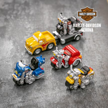 Gift Set Town Harley-Davidson® Yellow
