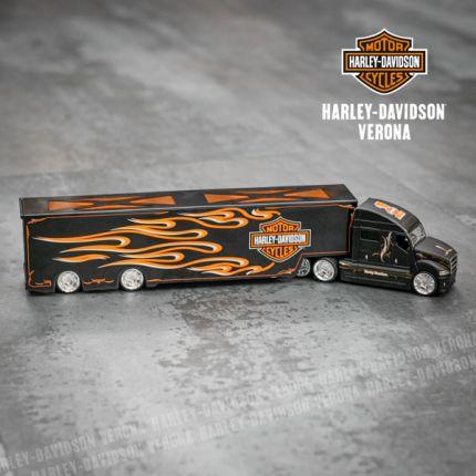 Modellino Harley-Davidson® Truck Flame Back