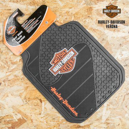 Universal Carpet Car Harley-Davidson® Factory Floor