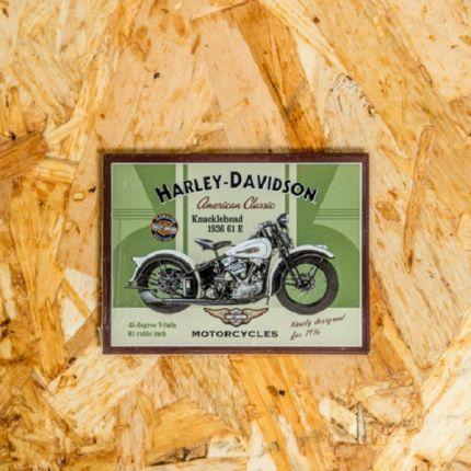 Magnete Harley-Davidson® Knuclehead
