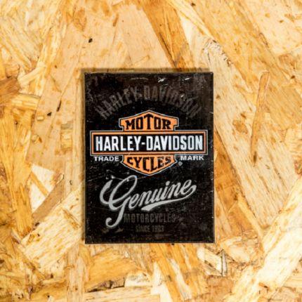 Magnet Harley-Davidson® Genuine Logo