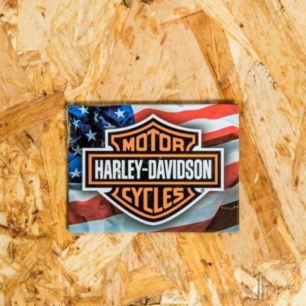 Harley-Davidson® USA Logo