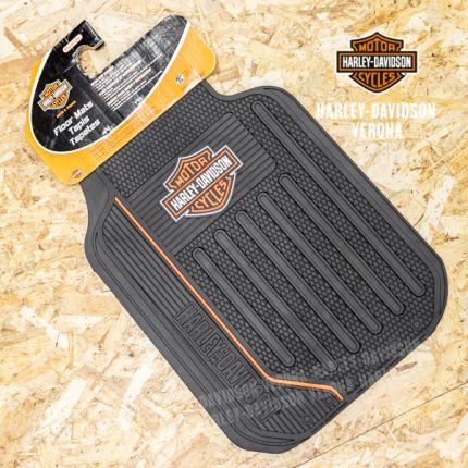 Tappeto Harley-Davidson® con Bar & Shield