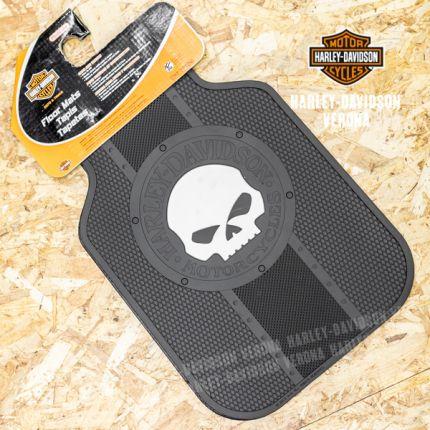 Tappeti da auto Harley-Davidson® Willie G. Skull®