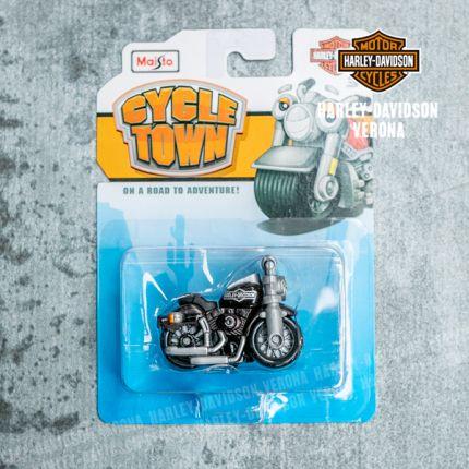 Modellino Cycle Town Harley-Davidson® Sportster