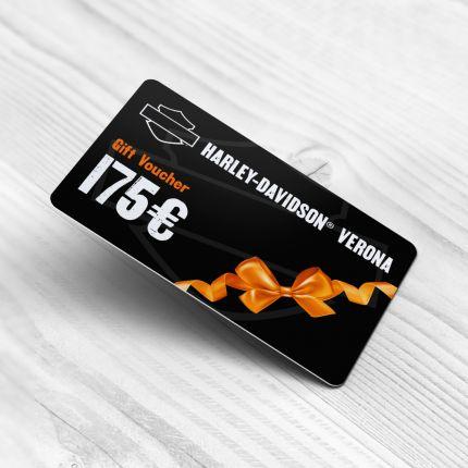 Gift Card Harley Davidson Verona-175 Euro