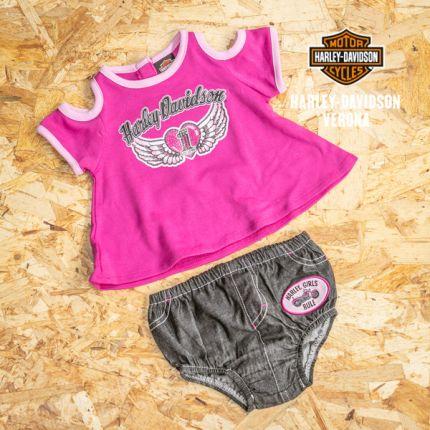 SET 2 Pezzi Stampa Harley-Davidson®