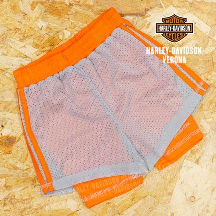 Pantaloncino da Bimbo Harley-Davidson® Arancio