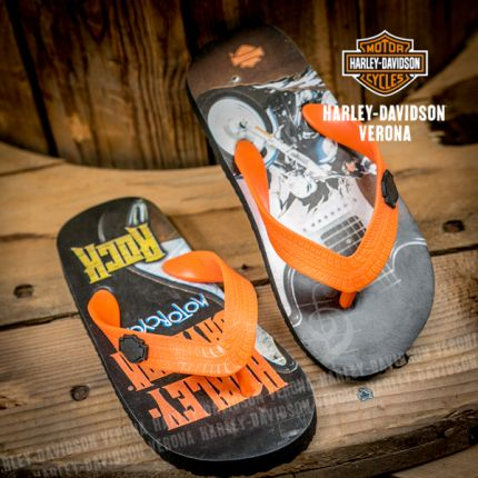 Infradito bambino Harley-Davidson® Rocks