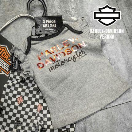 Set Bimba Harley-Davidson® Gold Hanging