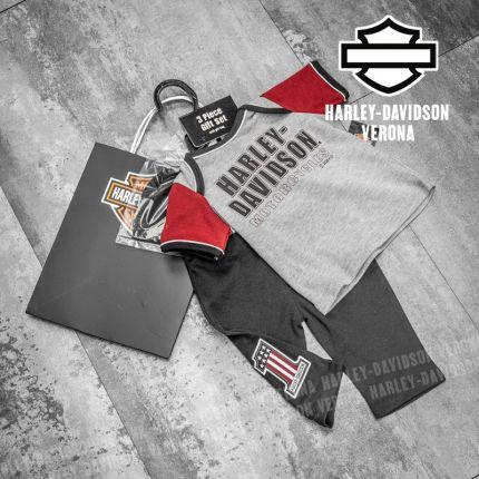 Set Bimbo Harley-Davidson® Newborn