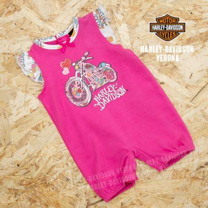 Tutina Harley-Davidson® Pink