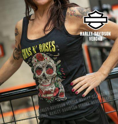 Canotta Guns N' Roses Harley-Davidson® Top Bandito