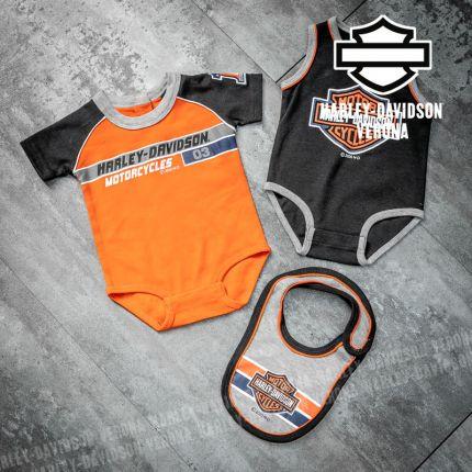 Set Bimbo Harley-Davidson® 3 in 1