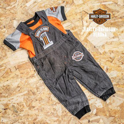 Tutina Harley-Davidson® Boy