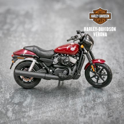 Modellino Harley-Davidson® Street 750 Rosso