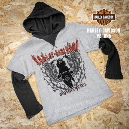 Maglia Termica Bimbo Harley-Davidson®