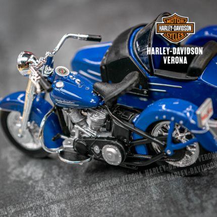 Modellino Harley-Davidson® 1952 Fl Hydra Glide Side Car
