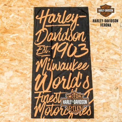 Telo mare Harley-Davidson® ''Street Art H-D®''