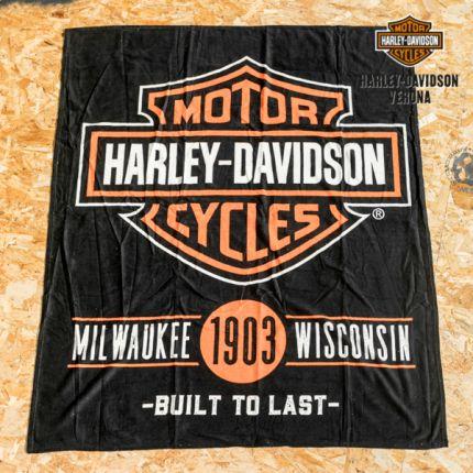 Telo mare Harley-Davidson® ''Unionized Bar & Shield''