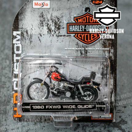 Modellino Harley-Davidson® 1980 Wide Glide