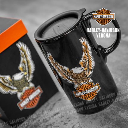 Tazza Harley-Davidson® Eagle Bar & Shield®,