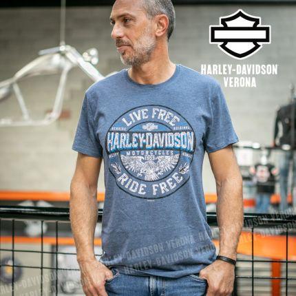 T-Shirt H-D® Verona Influence