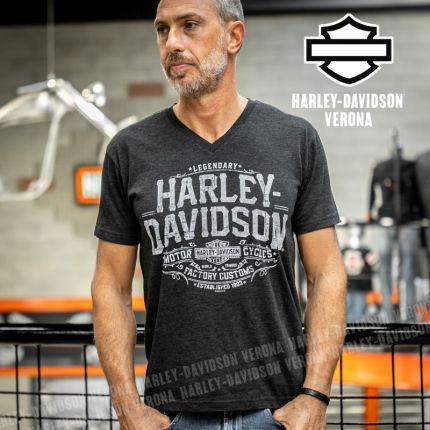 T-Shirt H-D® Verona Declare