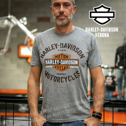 T-Shirt H-D® Verona Society