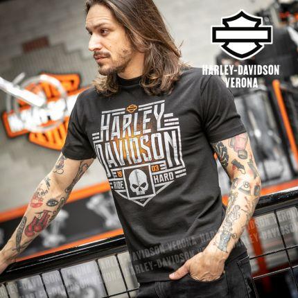 T-Shirt H-D® Chrome Bones