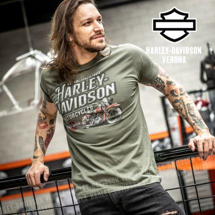 T-Shirt H-D® Verona Barn Find