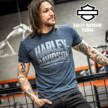 T-Shirt H-D® Verona Nickel