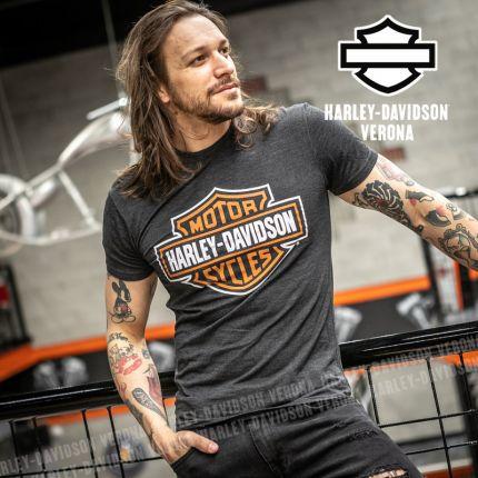 T-Shirt H-D® Verona B&S Vintage