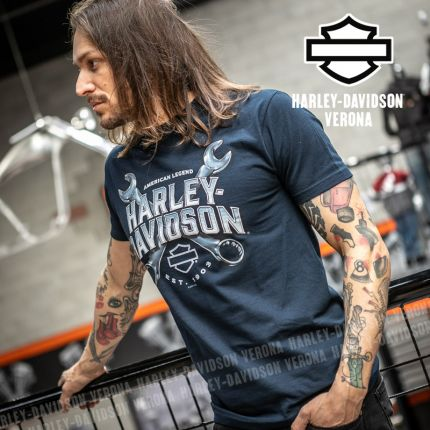 T-Shirt H-D® Verona Cross It