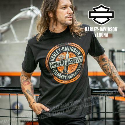 T-Shirt H-D® Verona Spark Plug