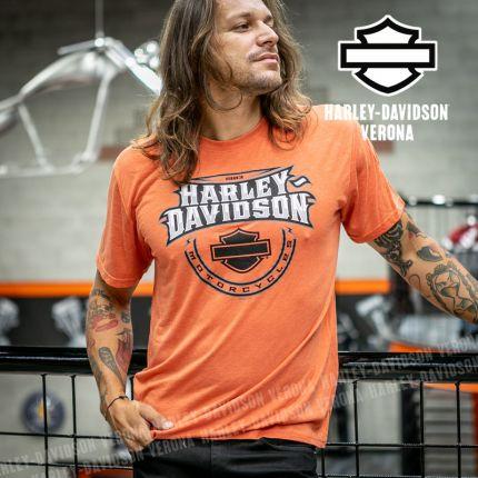 T-Shirt H-D® Verona Crossed