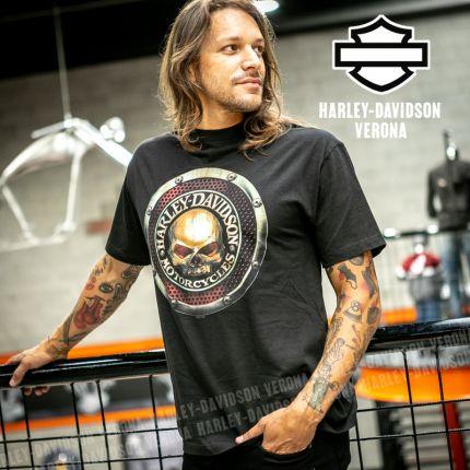 T-Shirt H-D® Verona Plate