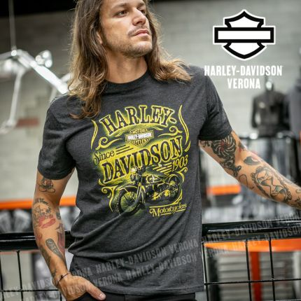 T-Shirt H-D® Verona B&S Lighting