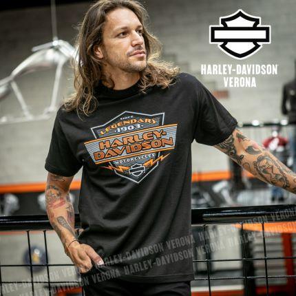 T-Shirt H-D® Verona Powerstation