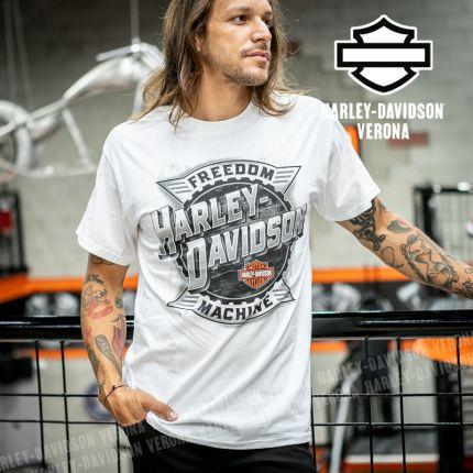 T-Shirt H-D® Verona Freedom Machine