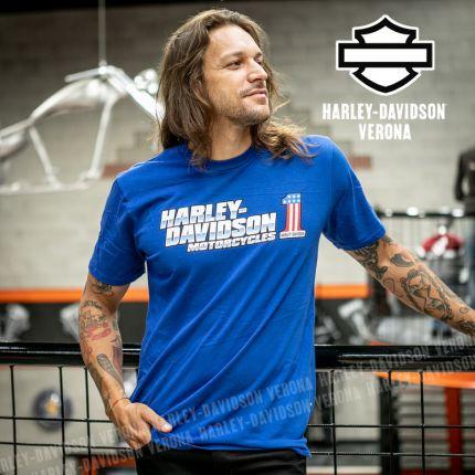 T-Shirt H-D® Verona Chrome It