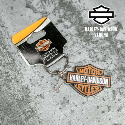 Portachiavi Harley-Davidson® Enamel B&S