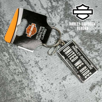 Portachiavi Harley-Davidson® United We Ride