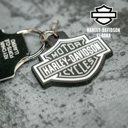 Portachiavi Harley-Davidson® Classic Bar & Shield
